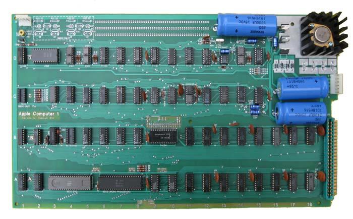 Mimeo Apple-1 Replica board