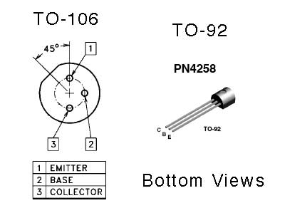 Tech also How 20to 20detect 20transistor 20terminal together with Search furthermore S0502071510a further How To Make Simple Electronic Buzzer. on transistor legs