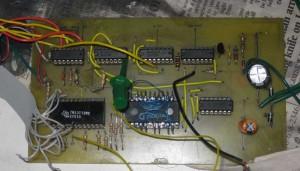 Scopewriter PCB