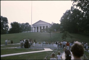 Arlington National Cemetery Aug, 1964