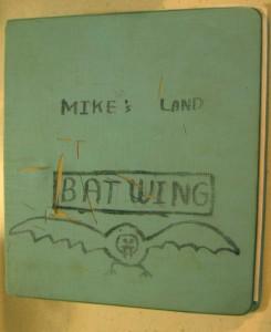 Batwing - D&D circa 1975 & 2014