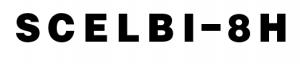 Scelbi Logo in Helvetica black font
