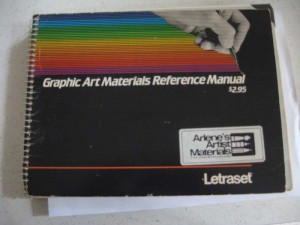 Letraset Reference