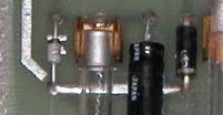 diode in copper