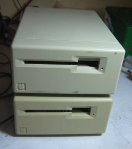Mac 400K Floppy Drives