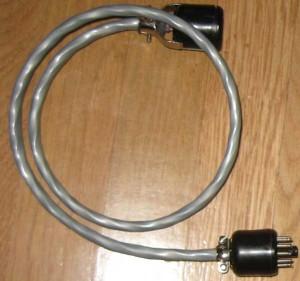 SCELBI I/O Cable