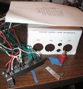 Cassette Enclosure Progress