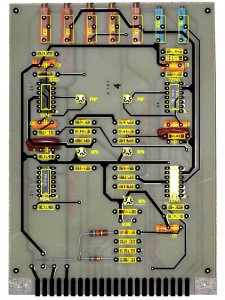 SCELBI Oscilloscope Analog Board