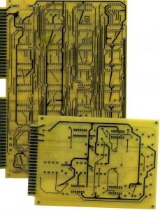 SCELBI Oscope PCBs