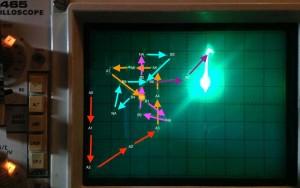 Oscope Display Trace
