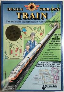 Design Your Own Train - box