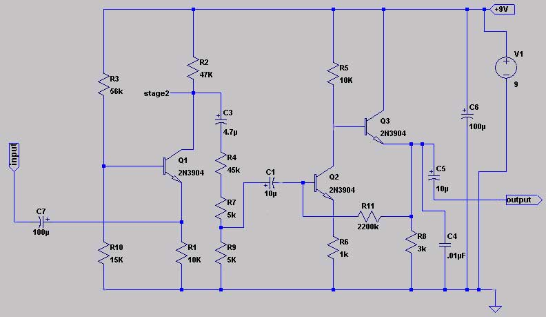 Mike's Preamp Page